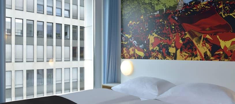 B B Hotel Berlin Tiergarten Affordable Hotel In Berlin