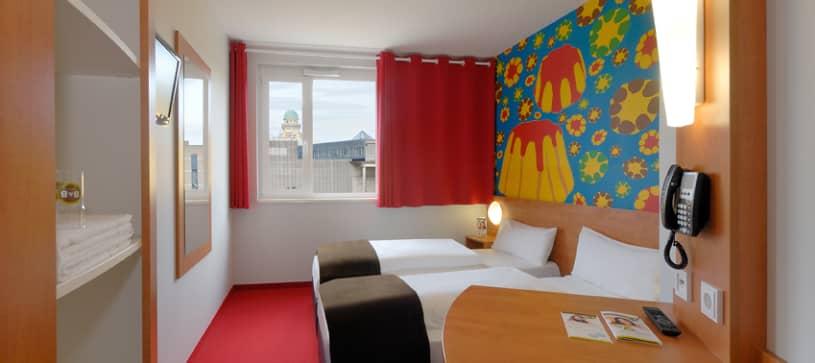 Hotel Bielefeld-City Zweibettzimmer