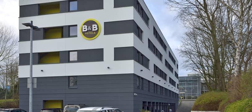 Hotel Dortmund-Messe parking