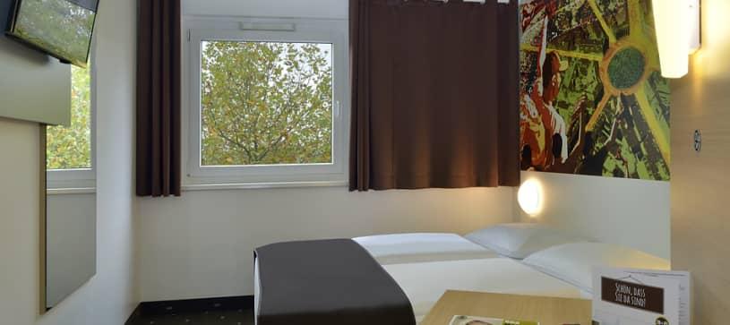 Hotel Dortmund-Messe Zimmer für 1 bis 2 Personen