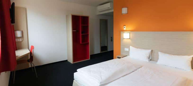 Hotel Frankfurt Airport Doppelzimmer