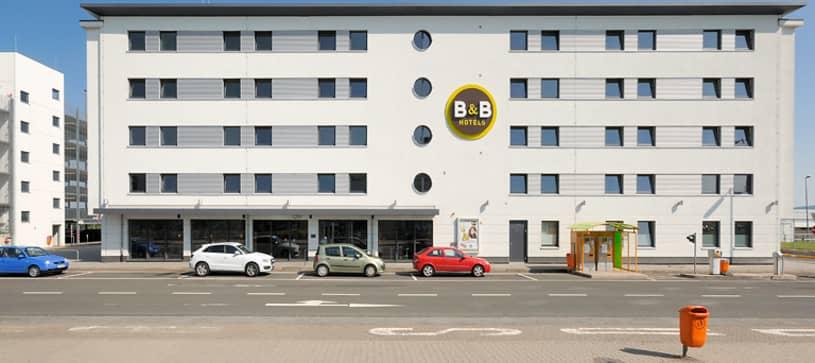 hotel-frankfurt-hahn-airport-außenansicht