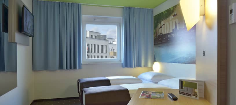 Hotel Hamburg-Wandsbek Zweibettzimmer