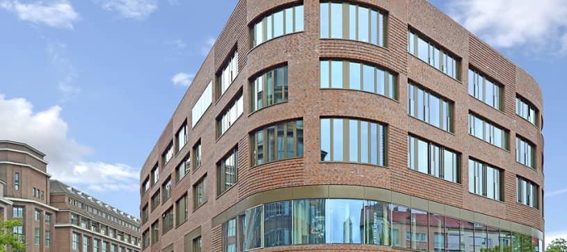 Hotel Hannover-City Außenansicht bei Tag