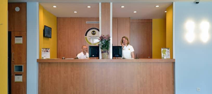 Hotel Kiel-City reception
