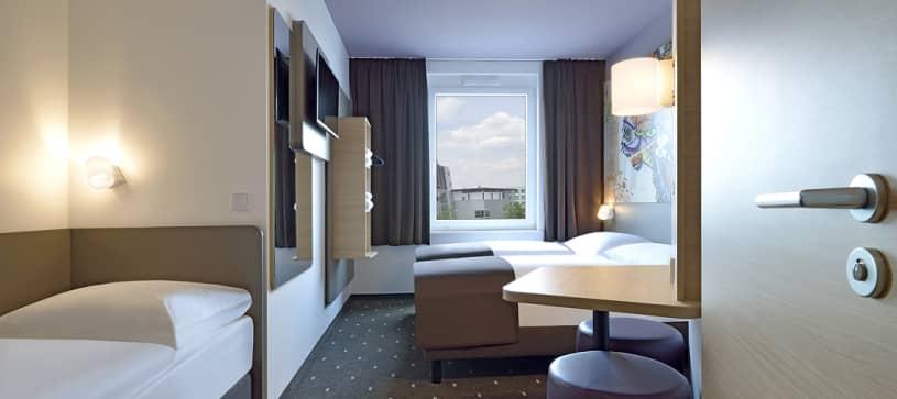 Hotel Köln-Ehrenfeld triple room