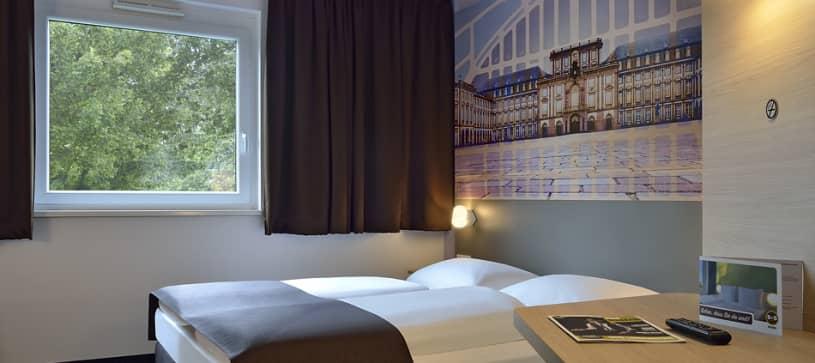 Hotel Mannheim Doppelzimmer