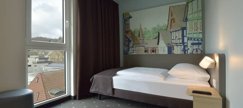 Hotel Marburg Einzelzimmer Barrierefrei