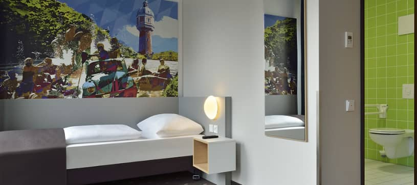 B Hotel Neu Ulm I Affordable In, New Ulm Furniture
