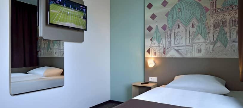 Hotel Neuss Einzelzimmer