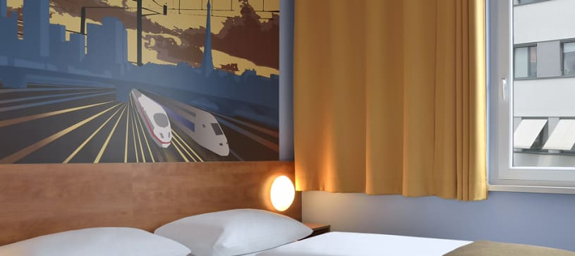 Hotel Saarbrücken-Hbf Twin Room