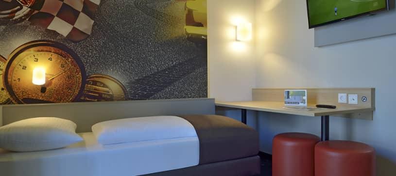 Hotel Stuttgart-Zuffenhausen Einzelzimmer