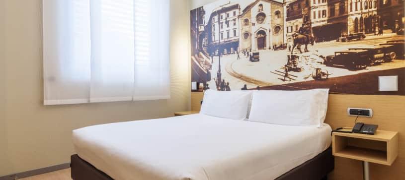 B&B Hotel Milano LaSpezia double room
