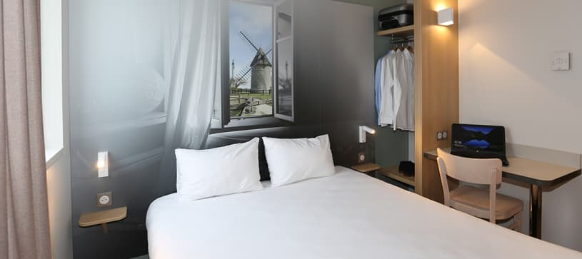 hotel in les herbiers double room