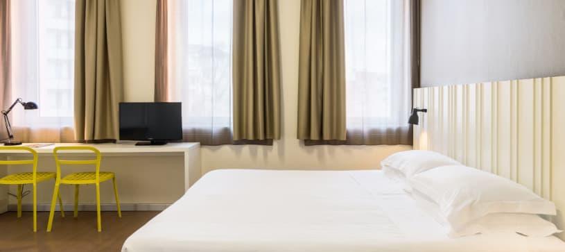 B&B Hotel Milano Ornato double room