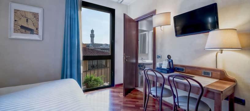 Hotel Pitti Palace al Ponte Vecchio Doppia Vista