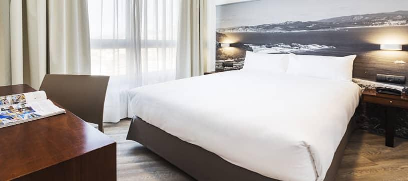 Habitación doble superior Hotel B&B Vigo