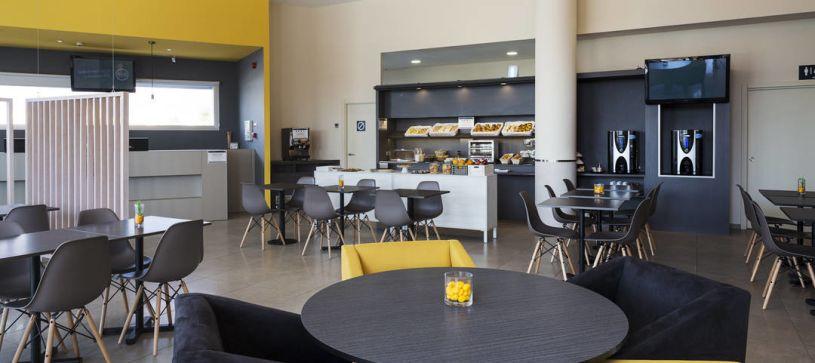 Lobby bar Hotel B&B Albacete