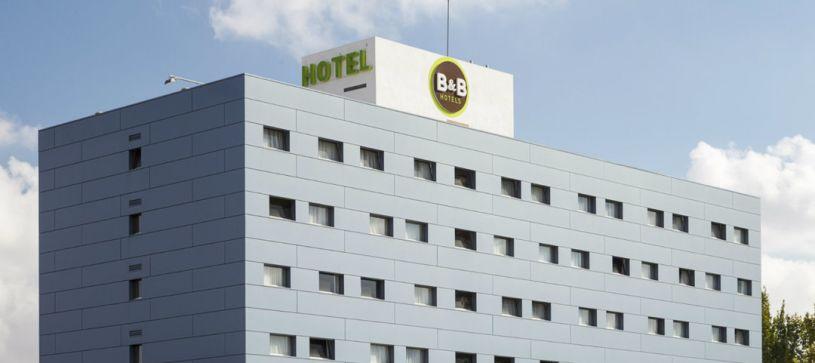 Edificio Hotel B&B Albacete
