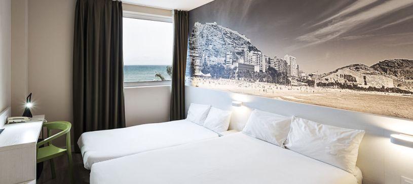 Habitación familiar Hotel B&B Alicante