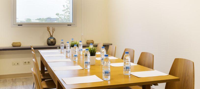 Sala de conferencias Hotel B&B Figueres