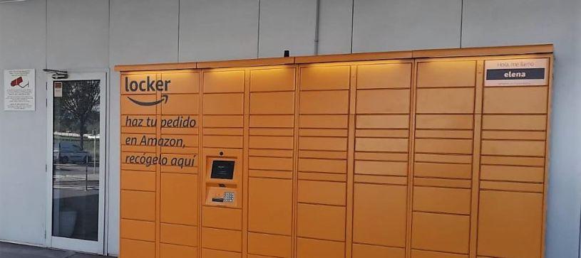 Amazon Lockers Girona3
