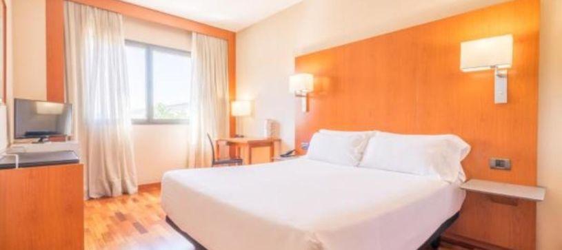 Habitación doble Hotel B&B Granada Estación