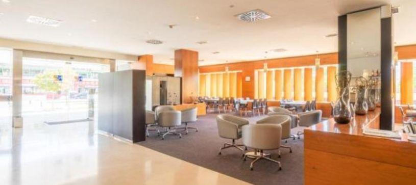 Lobby Hotel B&B Granada Estación