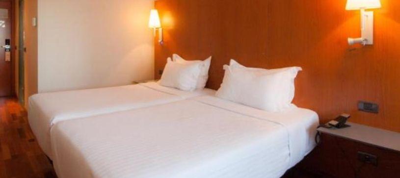 Hotel B&B Jerez  habitación doble con dos camas