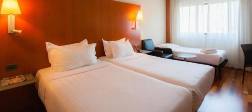 Hotel B&B Jerez  habitación twin