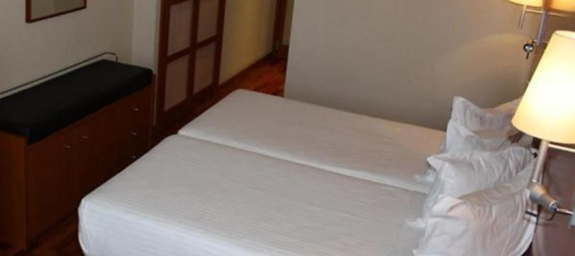 Hotel B&B Jerez habitación doble para dos personas