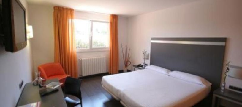 Habitación doble Hotel B&B Oviedo