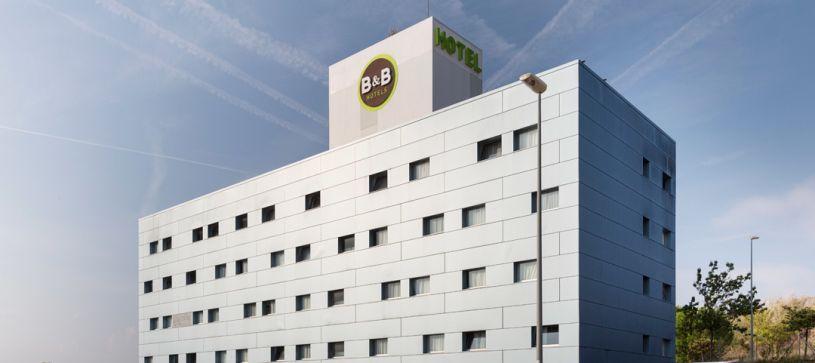 Edificio Hotel B&B Granollers