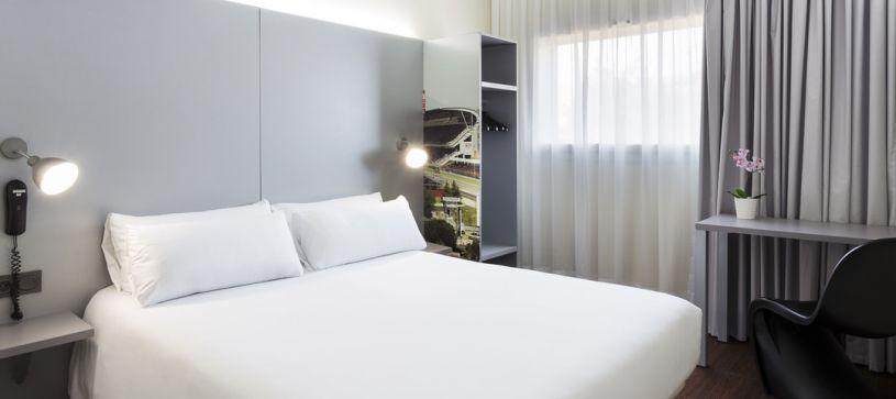 Hotel B&B Granollers habitación doble