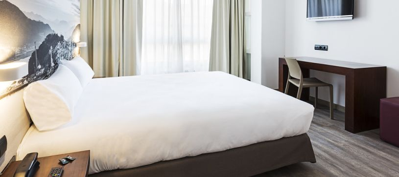 Hotel B&B Vigo habitación doble matrimonial