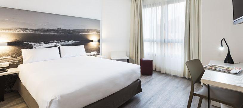 Hotel B&B Vigo habitación superior