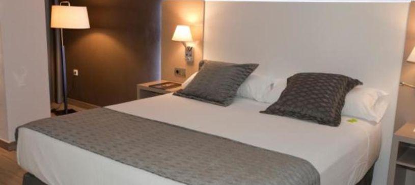 Habitación doble Hotel B&B Cartagena Cartagonova