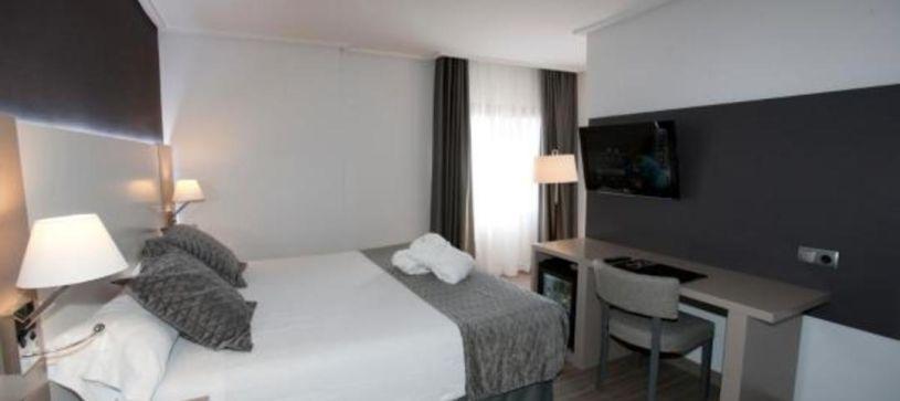 Habitación doble uso individual Hotel B&B Cartagena Cartagonova