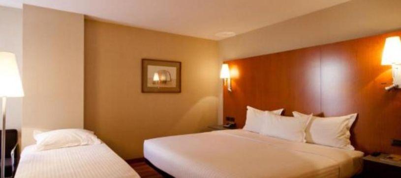 Habitación doble Hotel B&B Castellón