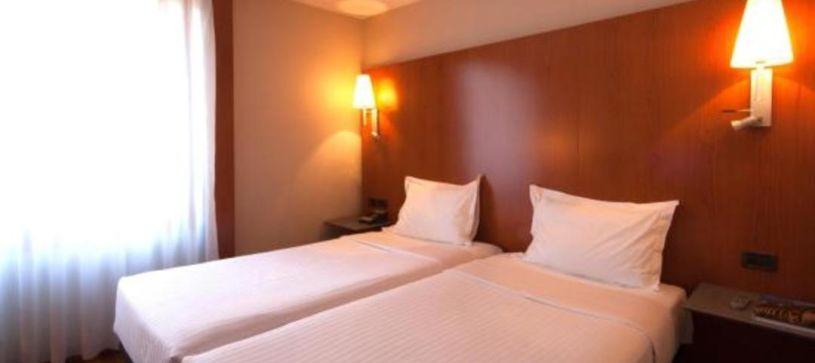 Hotel B&B Castellón Habitación twin
