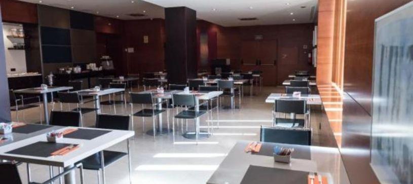 Cafetería Hotel B&B Elche