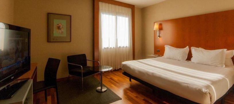 Hotel B&b Elche habitación doble matrimonial