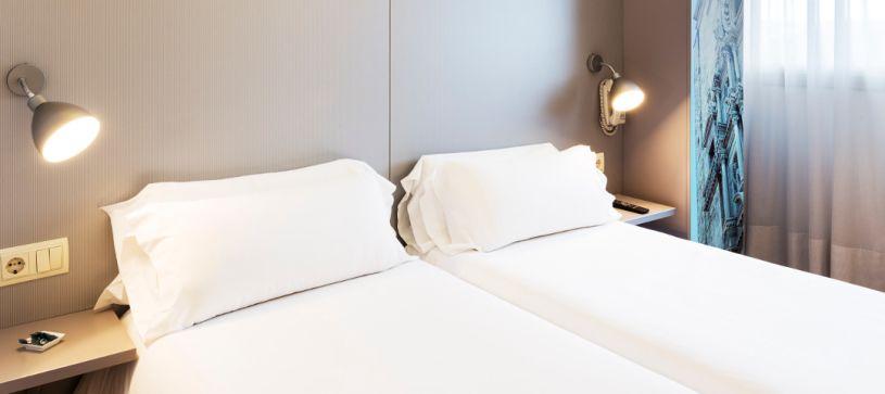 B&B Hotel Girona 2 Habitación doble con dos camas