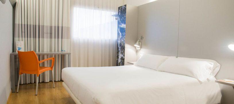 B&B Hotel Girona 2 habitación doble matrimonial