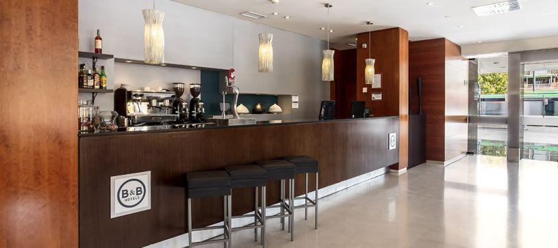 B&B Hotel Granada Estacion Bar