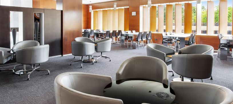 B&B Hotel Granada Estacion Lounge