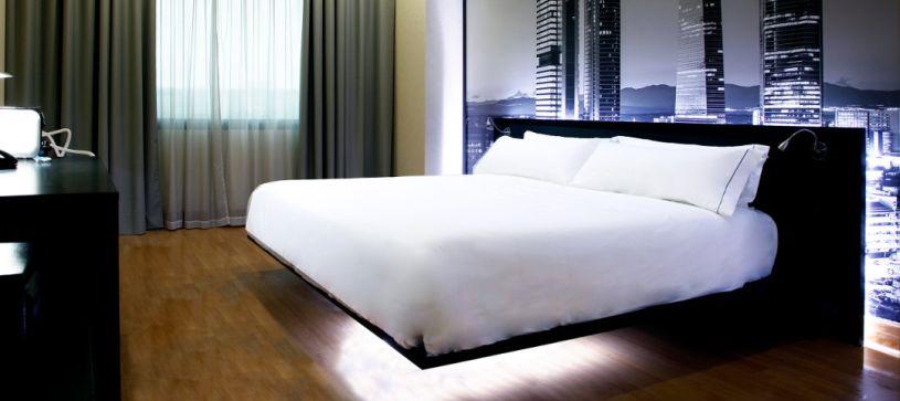 Habitación doble Hotel B&B Madrid Aeropuerto T4