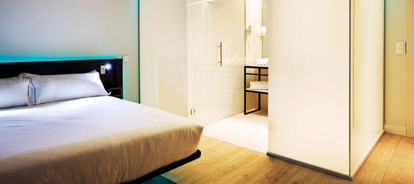 Habitación doble premium Hotel B&B Puerta del Sol