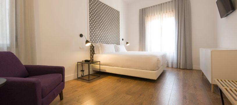 Panorámica B&B Apartamentos Fuencarral 46