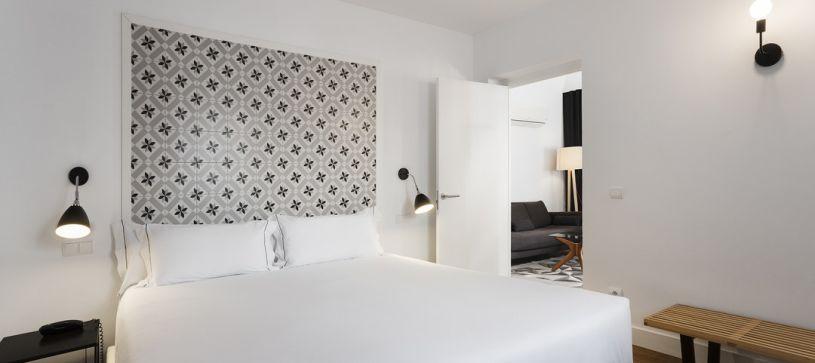 Apartamento con terraza Madrid B&B Apartamentos Fuencarral 46